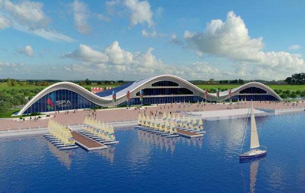 SHELL – BAKU OLIMPIC SAILING CENTER