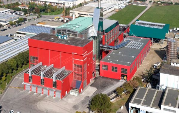 FORLI' WASTE-TO-ENERGY PLANT