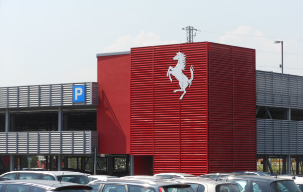 FERRARI MULTI-STOREY PARKING