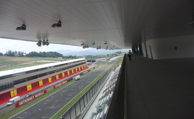 TRIBUNE MUGELLO 08
