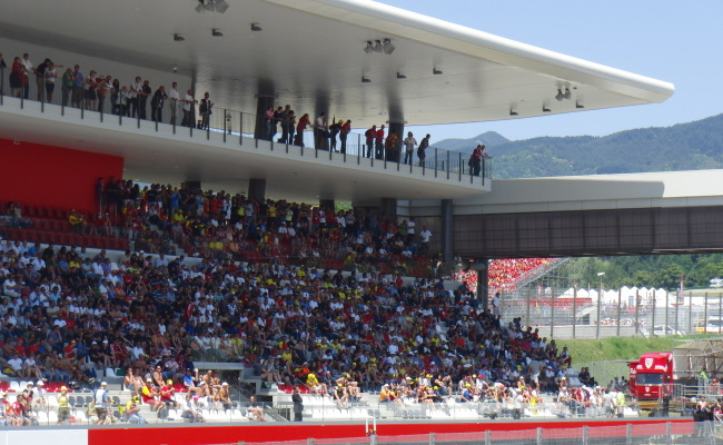 TRIBUNE MUGELLO 10