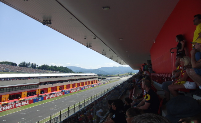 TRIBUNE MUGELLO 11