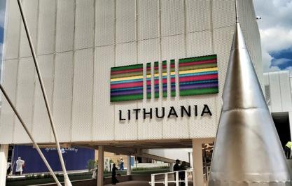 EXPO 2015 – PADIGLIONE LITUANIA