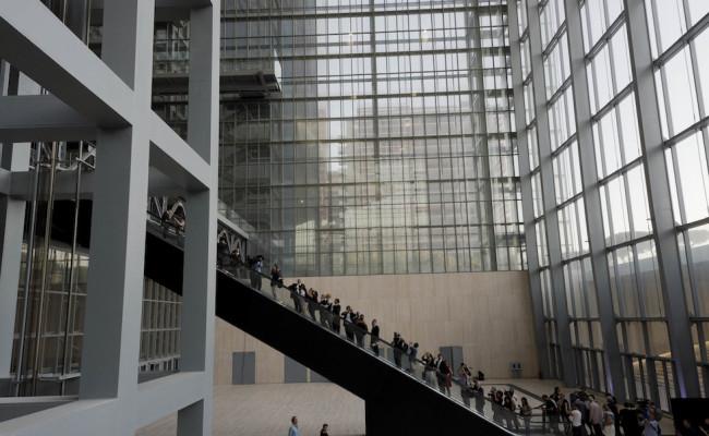 nuovo centro congressi roma