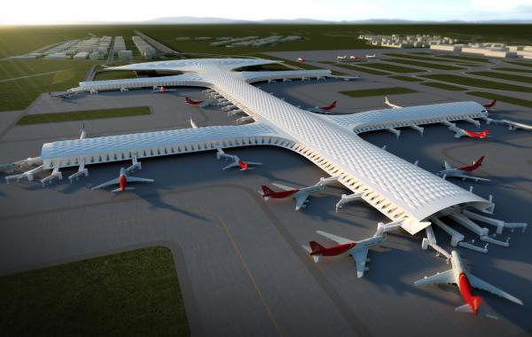 IKIA AIRPORT – TERMINAL T2