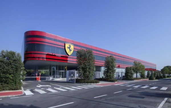 NEW FERRARI GeS HEADQUARTER