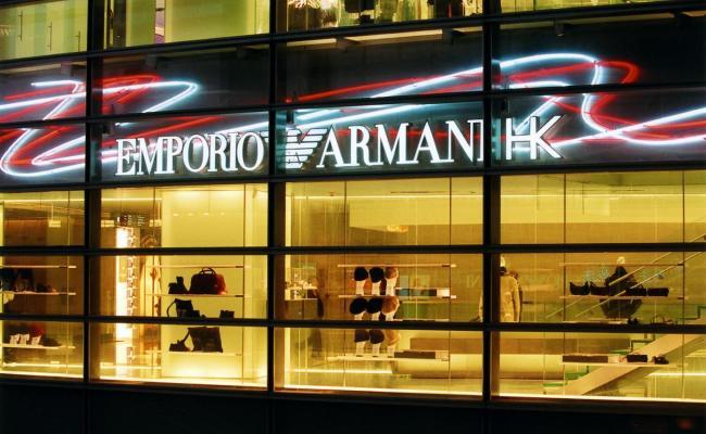 ARMANI HONG KONG 01