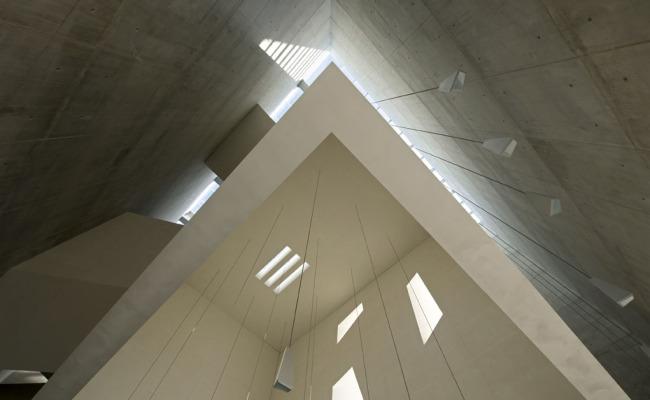 Studio Fuksas – Chiesa San Giacomo – Foligno
